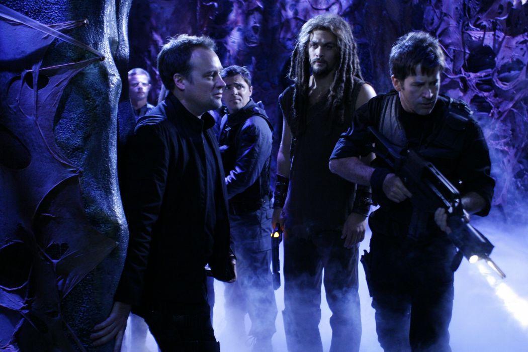 STARGATE ATLANTIS adventure television series action drama sci-fi (1) wallpaper