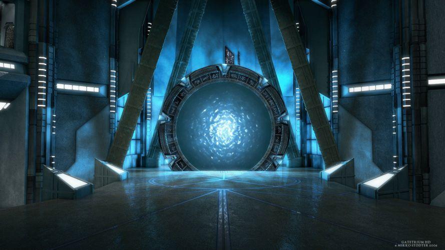 STARGATE ATLANTIS adventure television series action drama sci-fi (11) wallpaper
