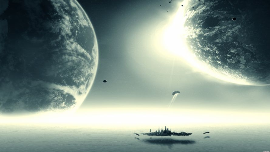 STARGATE ATLANTIS adventure television series action drama sci-fi (14) wallpaper