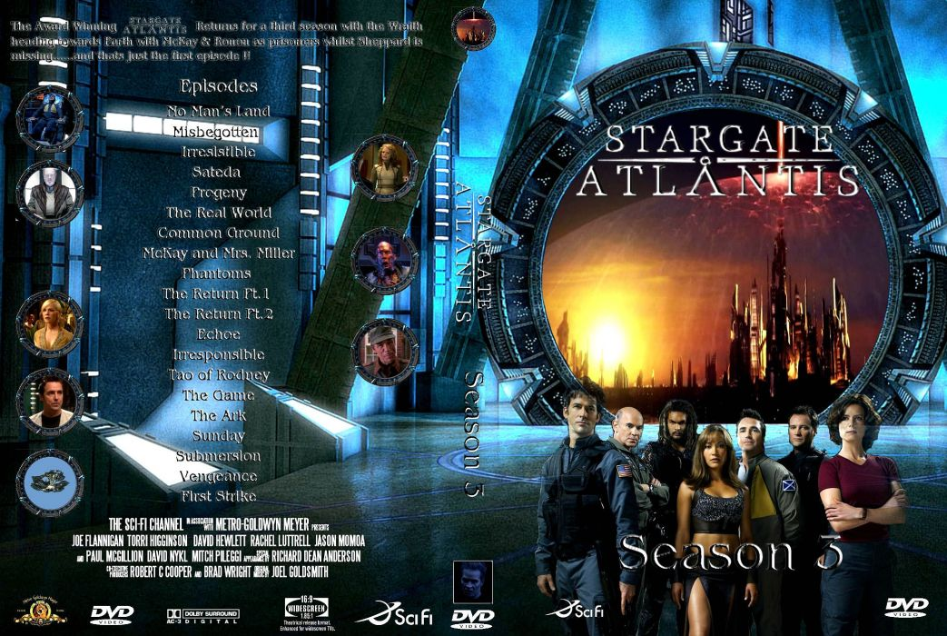 STARGATE ATLANTIS adventure television series action drama sci-fi (29) wallpaper