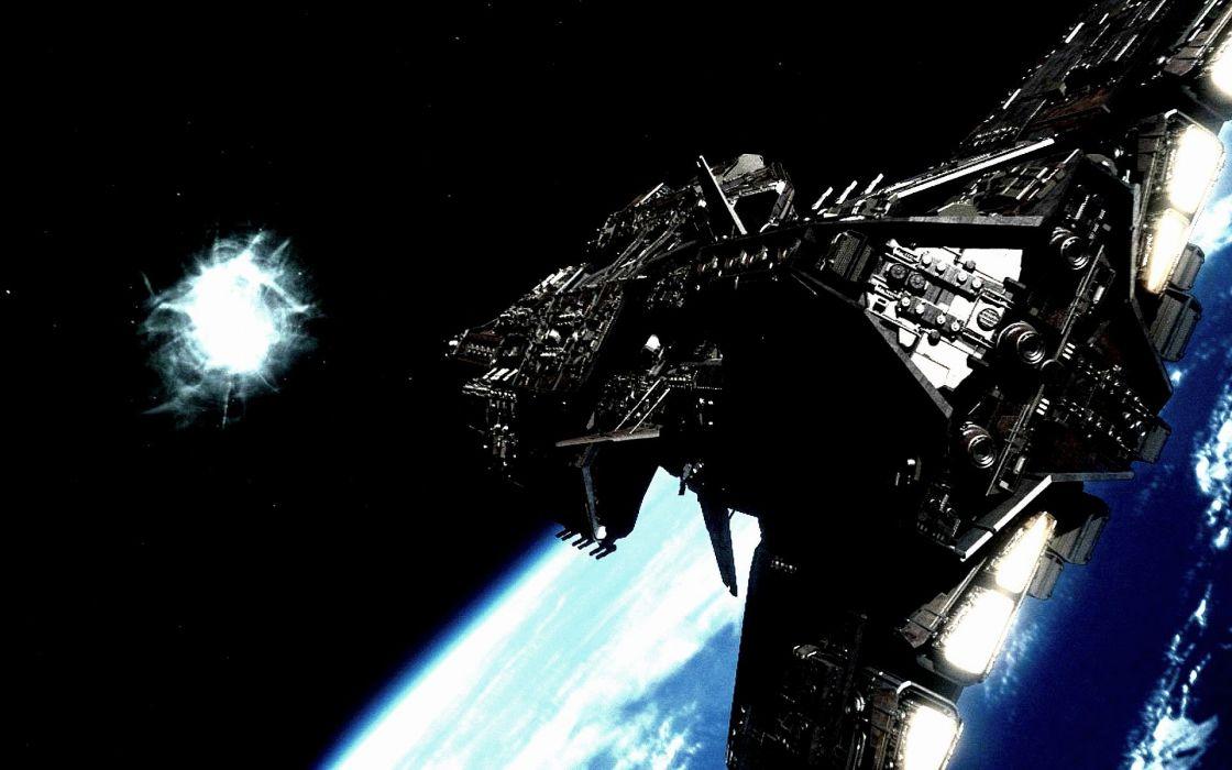 STARGATE ATLANTIS adventure television series action drama sci-fi (42) wallpaper