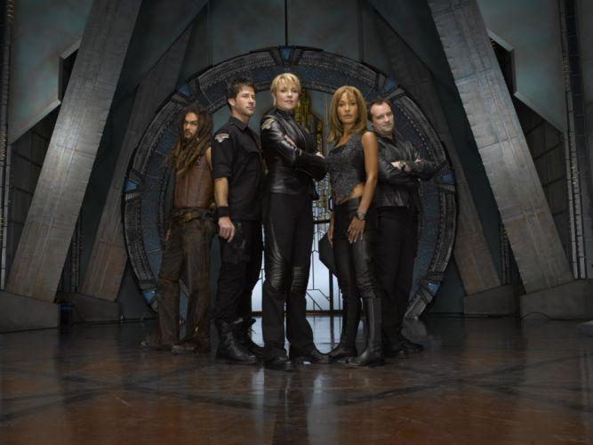 STARGATE ATLANTIS adventure television series action drama sci-fi (38) wallpaper