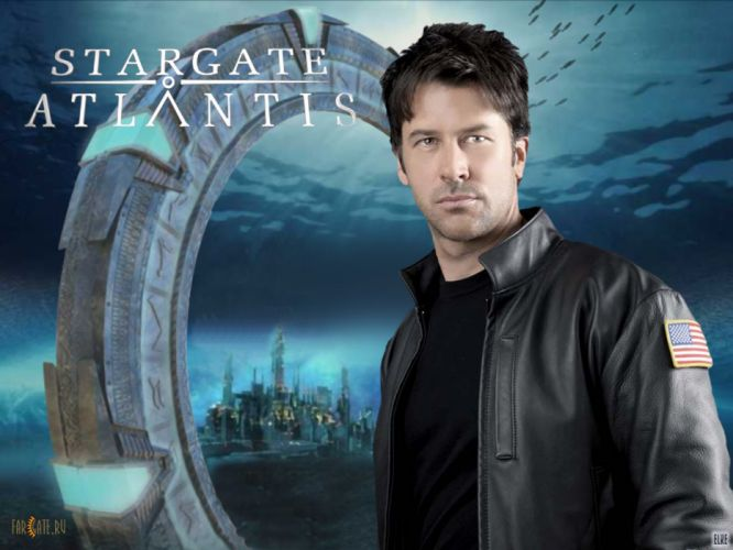 STARGATE ATLANTIS adventure television series action drama sci-fi (68) wallpaper