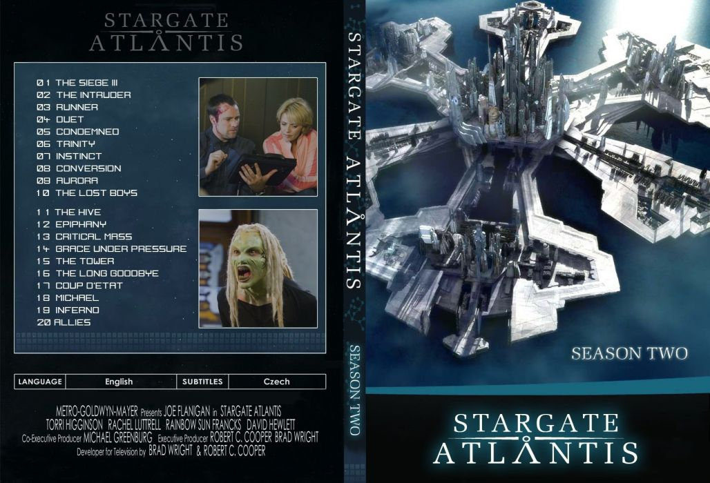 STARGATE ATLANTIS adventure television series action drama sci-fi (99) wallpaper