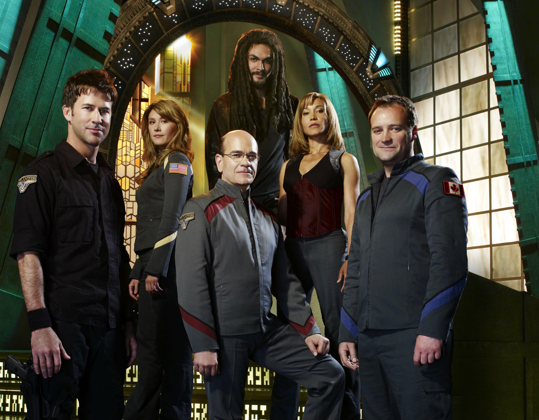STARGATE ATLANTIS adventure television series action drama ...