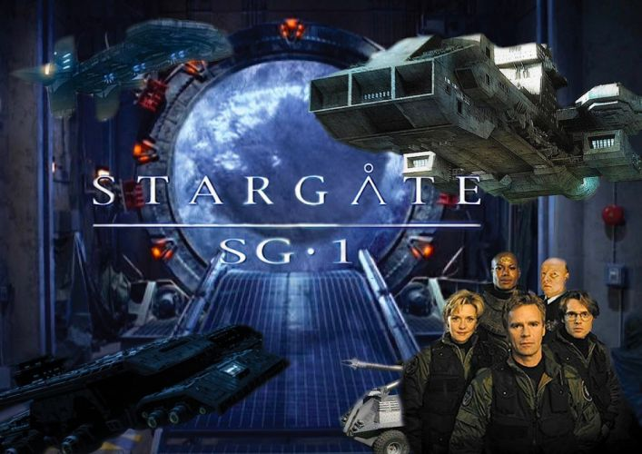 STARGATE SG1 adventure television series action drama sci-fi (8) wallpaper