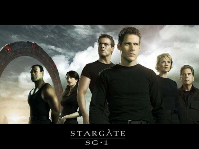 STARGATE SG1 adventure television series action drama sci-fi (2) wallpaper