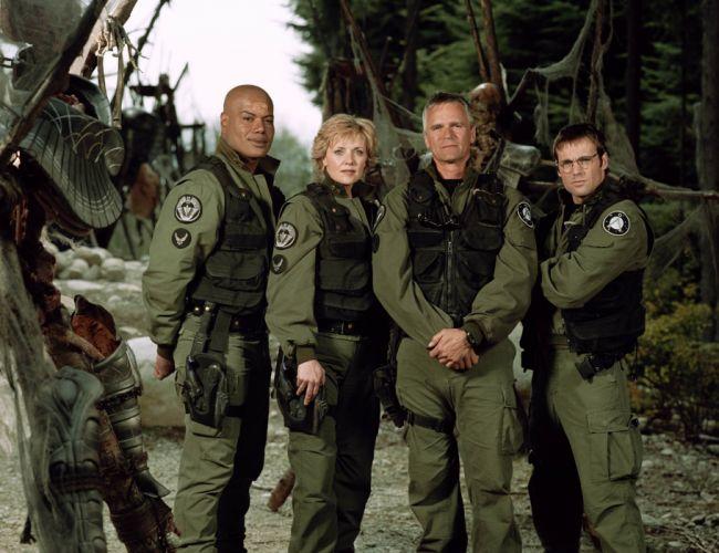STARGATE SG1 adventure television series action drama sci-fi (1) wallpaper