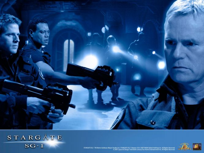 STARGATE SG1 adventure television series action drama sci-fi (24) wallpaper