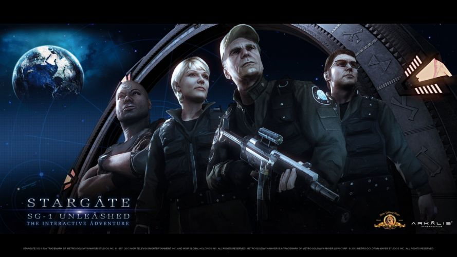 STARGATE SG1 adventure television series action drama sci-fi (30) wallpaper