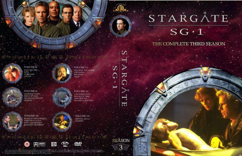STARGATE SG1 adventure television series action drama sci-fi (59) wallpaper