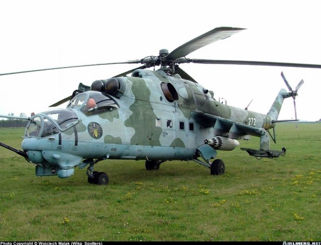helicopter aircraft attack military army Poland mil-mi spyder wallpaper