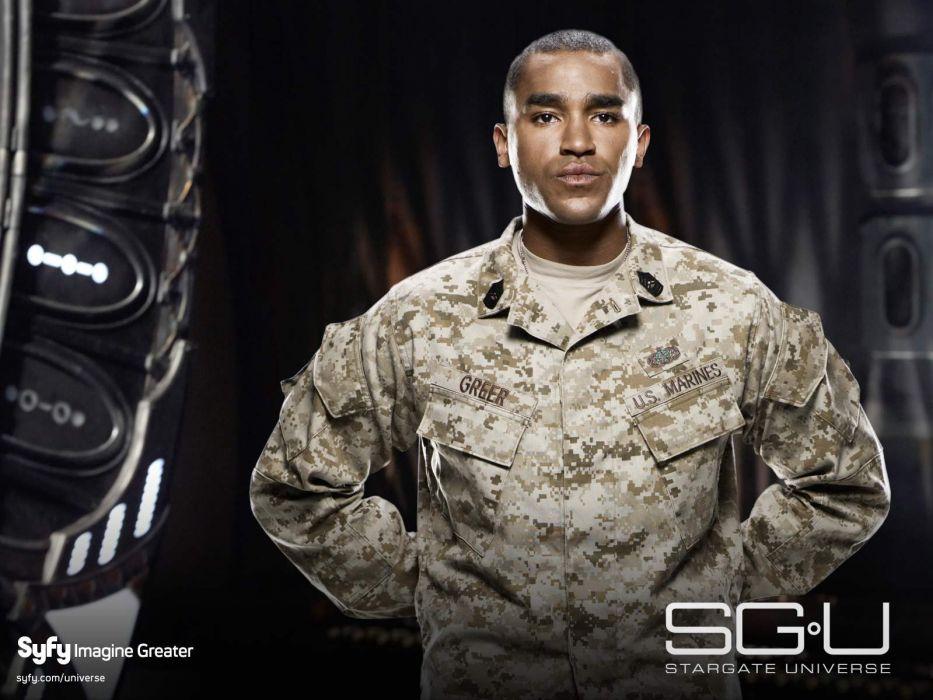 STARGATE SGU adventure television series action drama sci-fi (1) wallpaper
