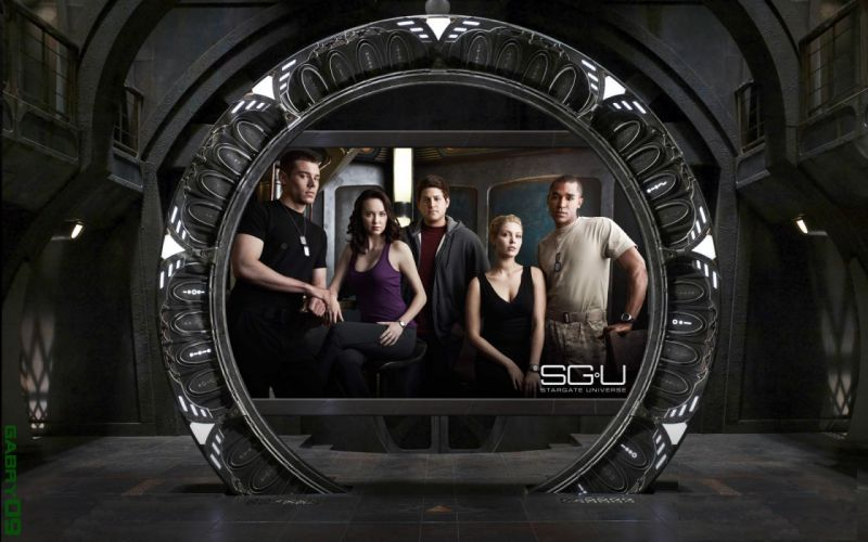 STARGATE SGU adventure television series action drama sci-fi (7) wallpaper