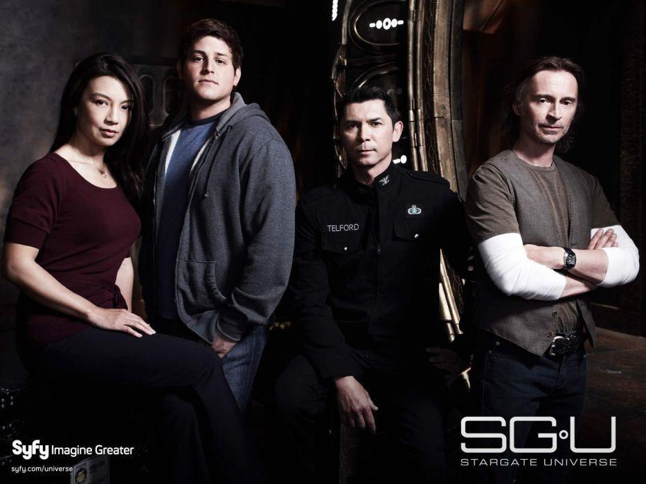 STARGATE SGU adventure television series action drama sci-fi (16) wallpaper