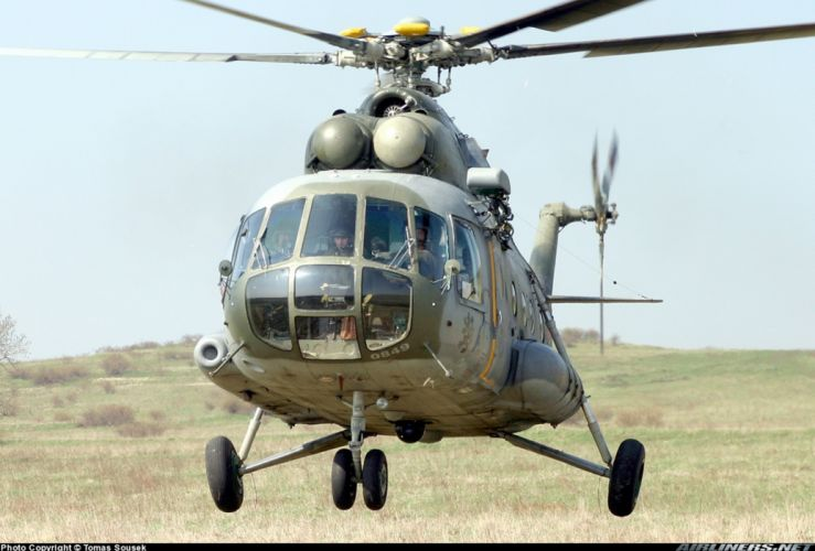 helicopter aircraft transport cargo military army mil-mi Hungary wallpaper