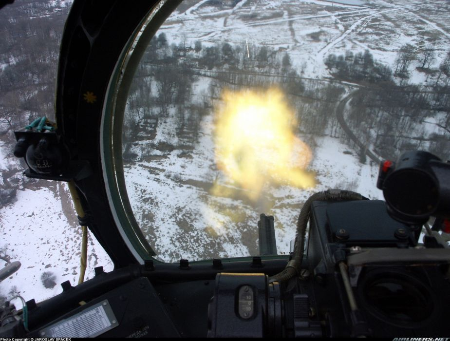 helicopter aircraft attack military army mil-mi Hungary machine-gun wallpaper