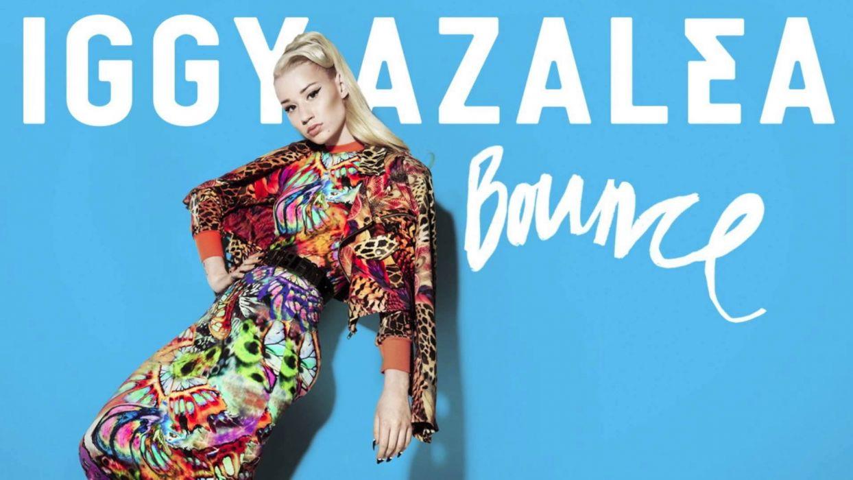 IGGY AZALEA hip hop electronic dance pop babe rap rapper (2) wallpaper
