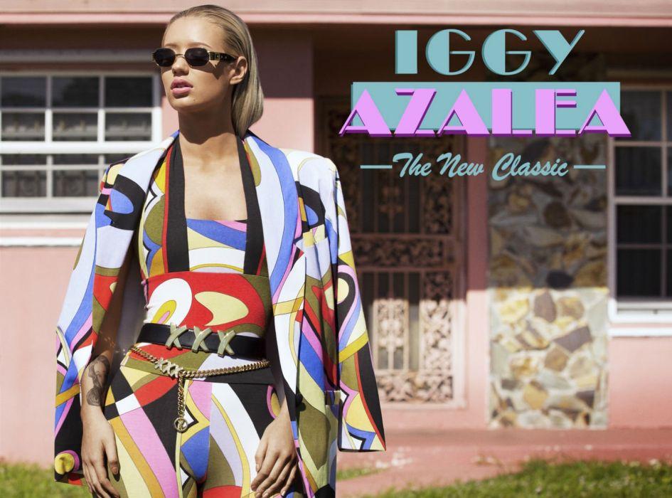 IGGY AZALEA hip hop electronic dance pop babe rap rapper (32) wallpaper