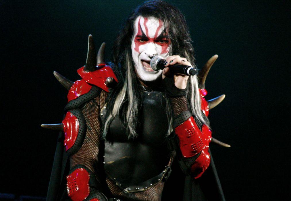 ANIMETAL heavy metal anime concert singer wallpaper