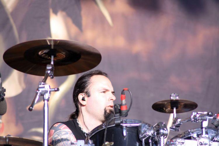 KATAKLYSM death metal thrash heavy concert drums wallpaper
