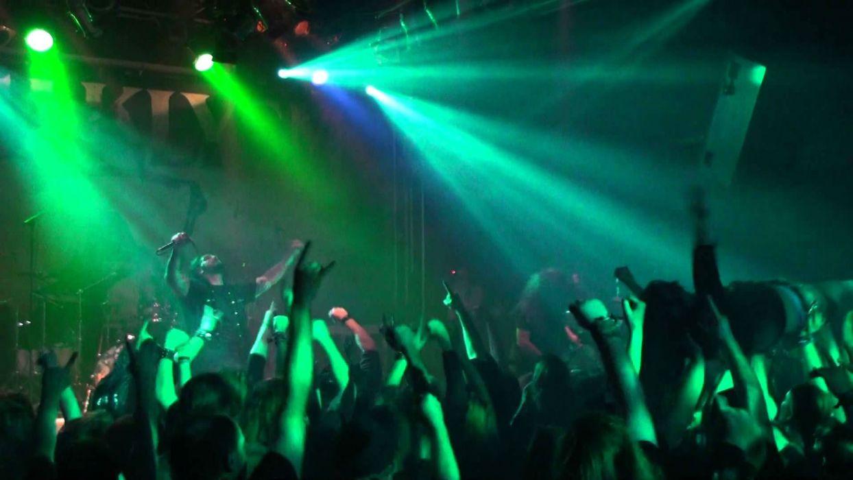 KATAKLYSM death metal thrash heavy concert crowd wallpaper