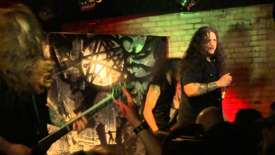 KATAKLYSM death metal thrash heavy concert wallpaper