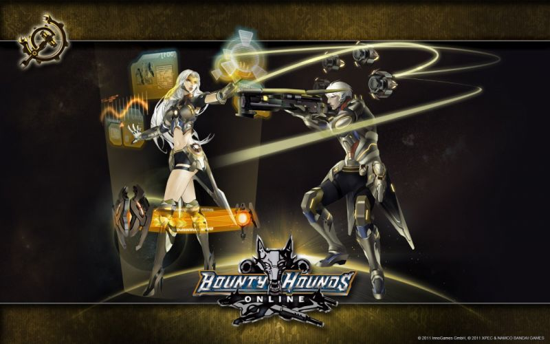 BOUNTY-HOUNDS-ONLINE shooter action sci-fi game bounty hounds online fantasy mmo (4) wallpaper