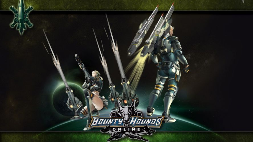 BOUNTY-HOUNDS-ONLINE shooter action sci-fi game bounty hounds online fantasy mmo (11) wallpaper