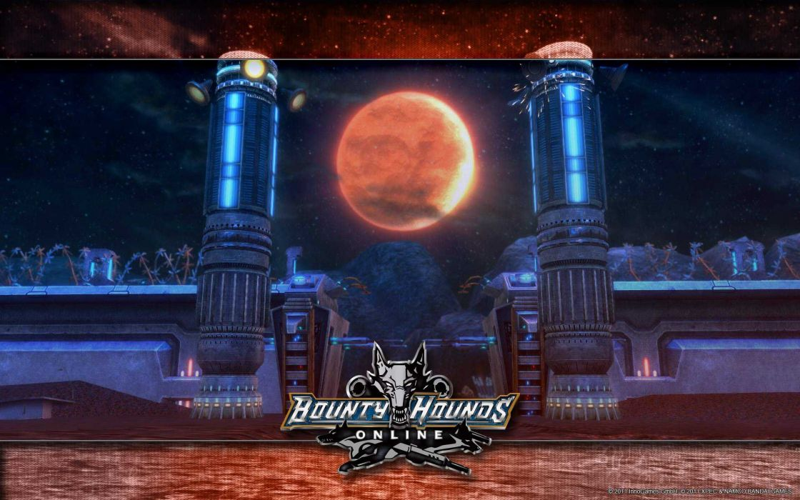BOUNTY-HOUNDS-ONLINE shooter action sci-fi game bounty hounds online fantasy mmo (21) wallpaper
