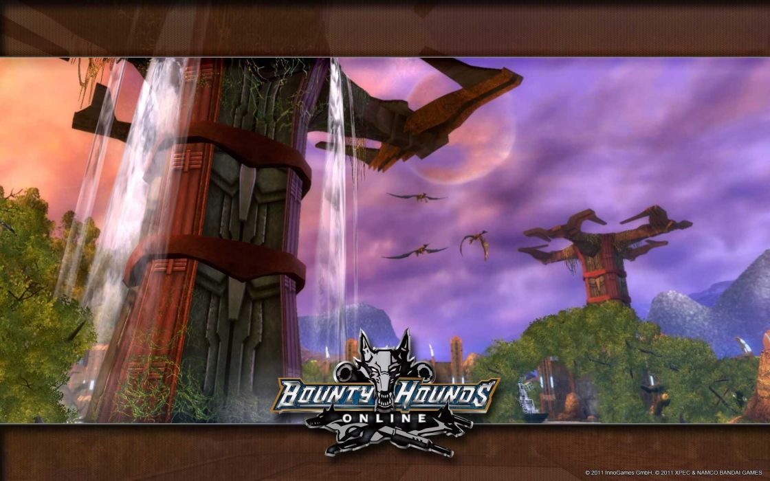 BOUNTY-HOUNDS-ONLINE shooter action sci-fi game bounty hounds online fantasy mmo (19) wallpaper