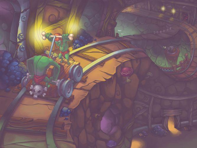 HEVA-CLONIA-ONLINE mmo fantasy game heva clonia online anime (3) wallpaper