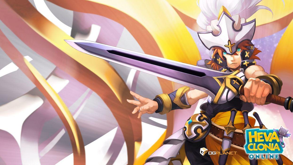 HEVA-CLONIA-ONLINE mmo fantasy game heva clonia online anime (13) wallpaper