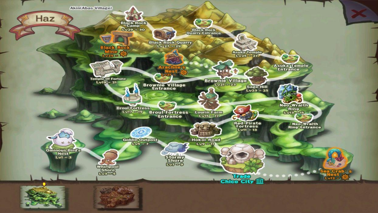 HEVA-CLONIA-ONLINE mmo fantasy game heva clonia online anime (27) wallpaper