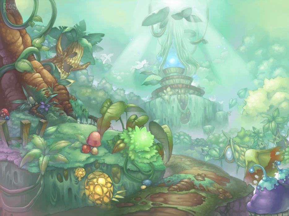 HEVA-CLONIA-ONLINE mmo fantasy game heva clonia online anime (16) wallpaper