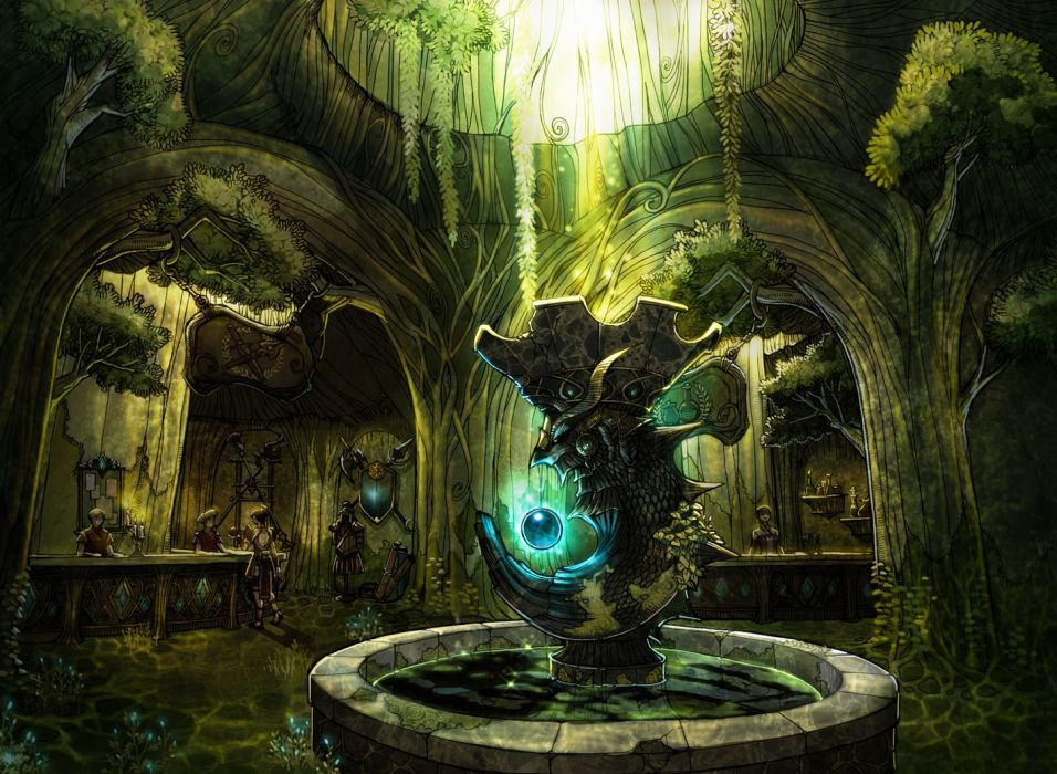 C9 CONTINENT-NINTH-SEAL action mmo online fantasy warrior continent ninth seal (32) wallpaper