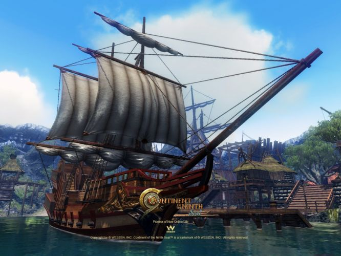 C9 CONTINENT-NINTH-SEAL action mmo online fantasy warrior continent ninth seal (51) wallpaper