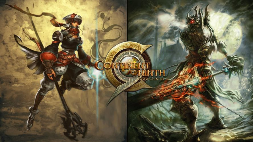 C9 CONTINENT-NINTH-SEAL action mmo online fantasy warrior continent ninth seal (63) wallpaper