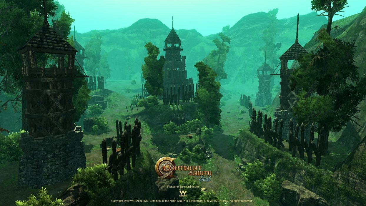 C9 CONTINENT-NINTH-SEAL action mmo online fantasy warrior continent ninth seal (74) wallpaper