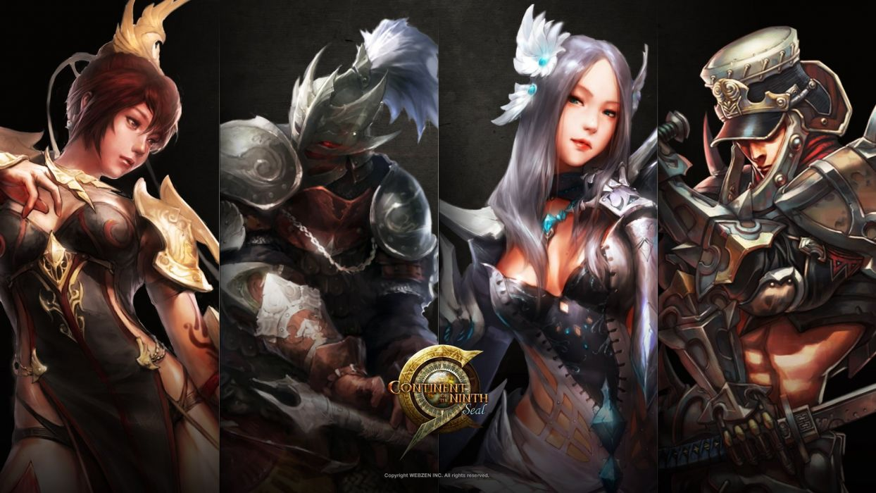 C9 CONTINENT-NINTH-SEAL action mmo online fantasy warrior continent ninth seal (70) wallpaper