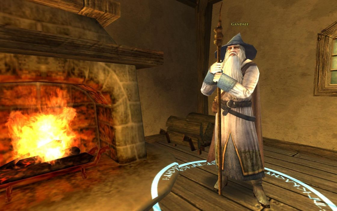 Lord-of-the-Rings-Online lotr mmo game fantasy action adventure lord rings online (8) wallpaper