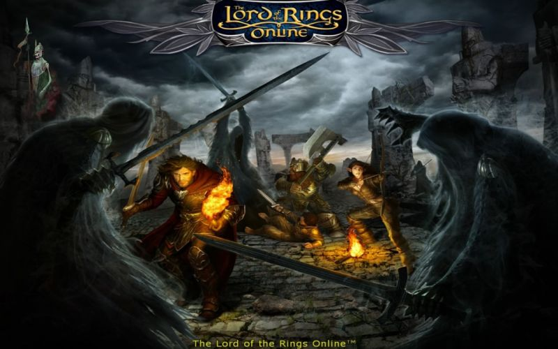 Lord-of-the-Rings-Online lotr mmo game fantasy action adventure lord rings online (20) wallpaper