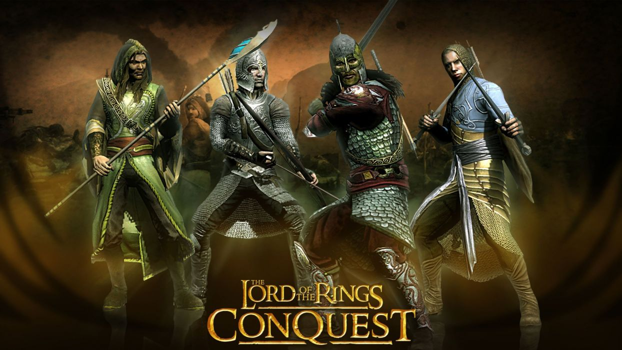 Lord Of The Rings Online Lotr Mmo Game Fantasy Action Adventure