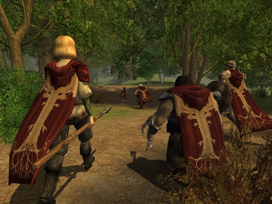 Lord-of-the-Rings-Online lotr mmo game fantasy action adventure lord rings online (15) wallpaper