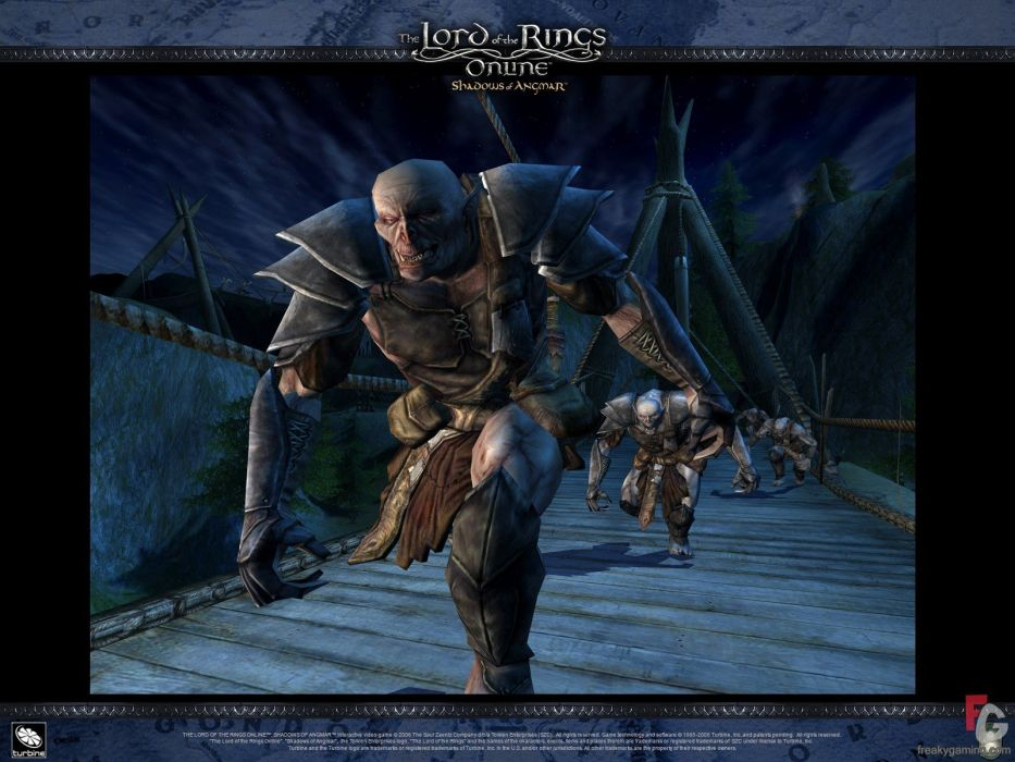 Lord-of-the-Rings-Online lotr mmo game fantasy action adventure lord rings online (29) wallpaper
