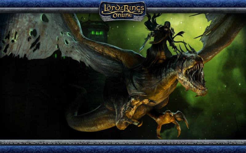 Lord-of-the-Rings-Online lotr mmo game fantasy action adventure lord rings online (25) wallpaper