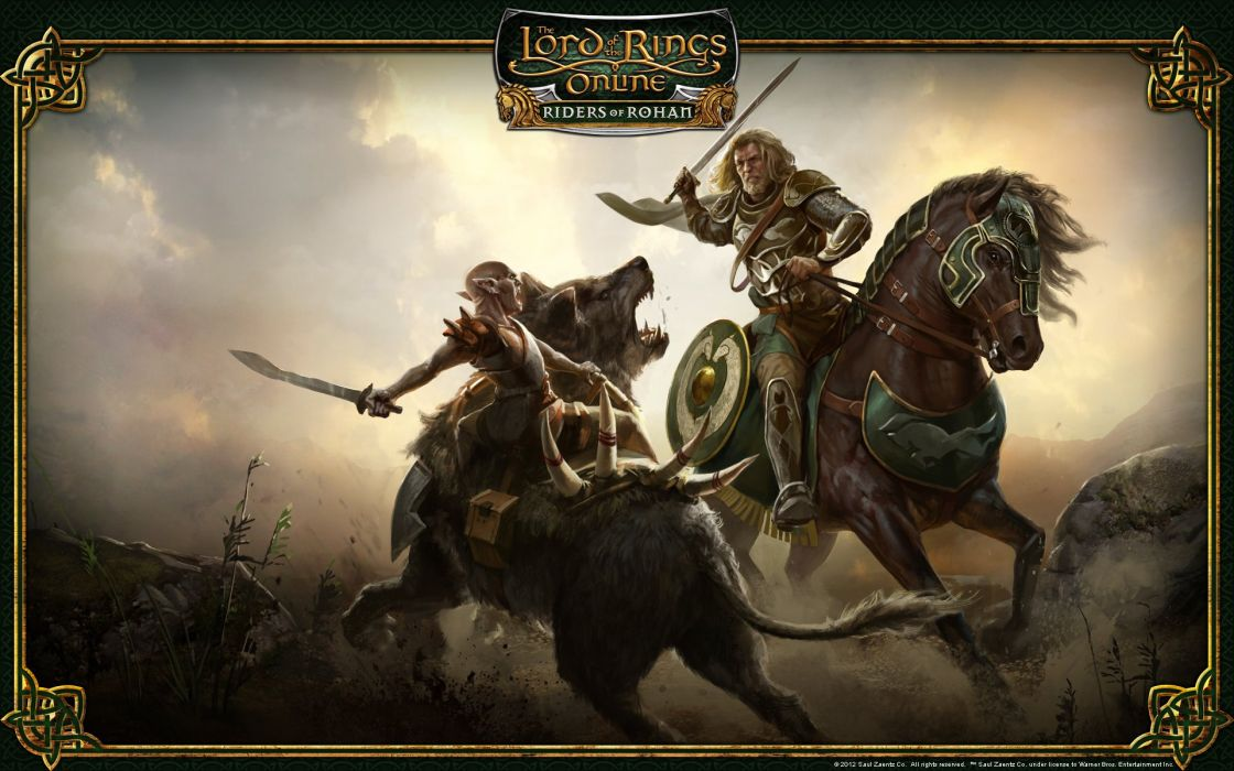 Lord-of-the-Rings-Online lotr mmo game fantasy action adventure lord rings online (54) wallpaper