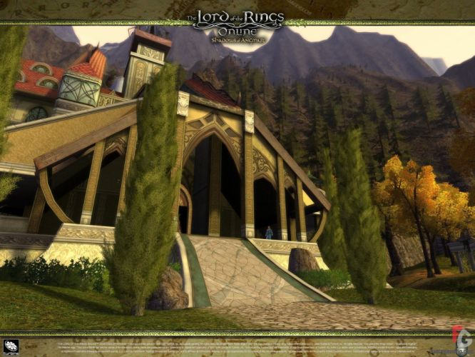 Lord-of-the-Rings-Online lotr mmo game fantasy action adventure lord rings online (52) wallpaper