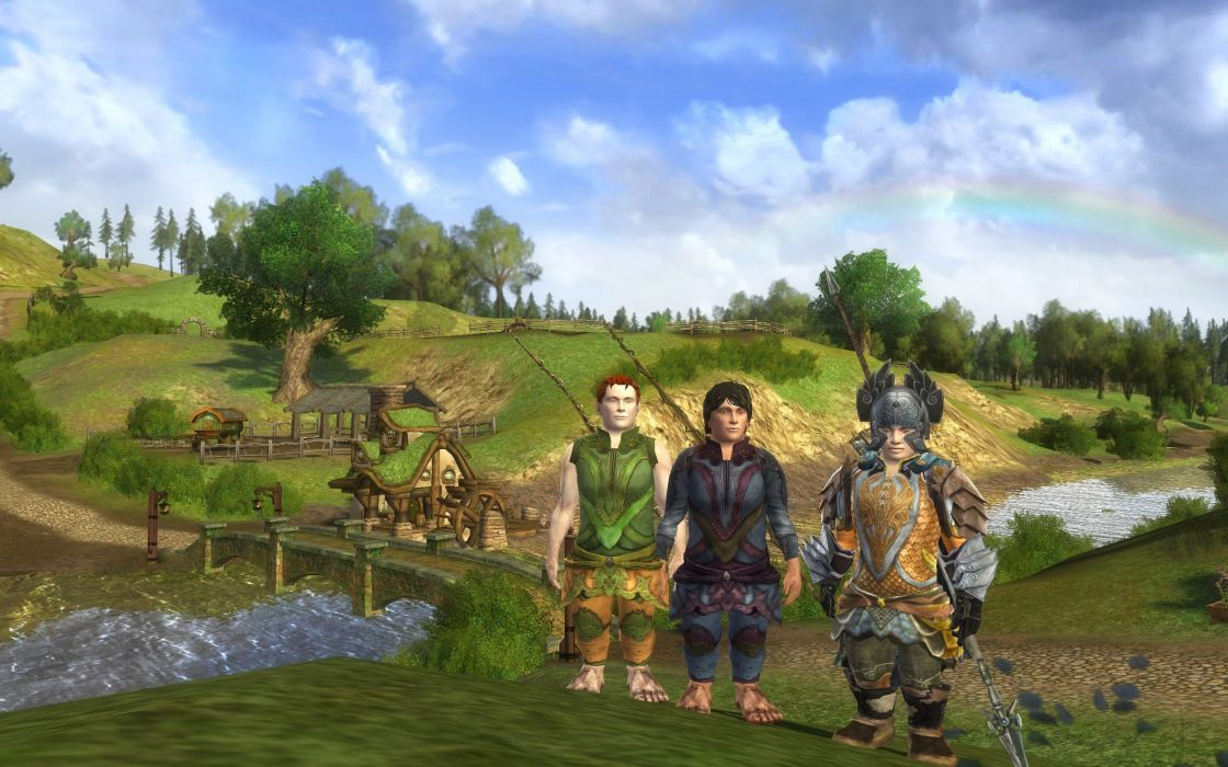 Lord-of-the-Rings-Online lotr mmo game fantasy action adventure lord rings online (48) wallpaper
