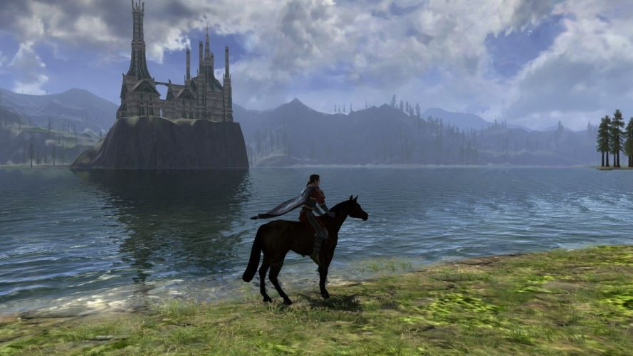 Lord-of-the-Rings-Online lotr mmo game fantasy action adventure lord rings online (6) wallpaper